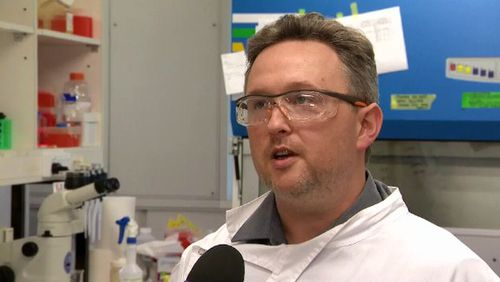 Dr David Muller has revealed that early trials of the device have been promising, with results showing the vaccine is more efficient as compared to being delivered via a needle