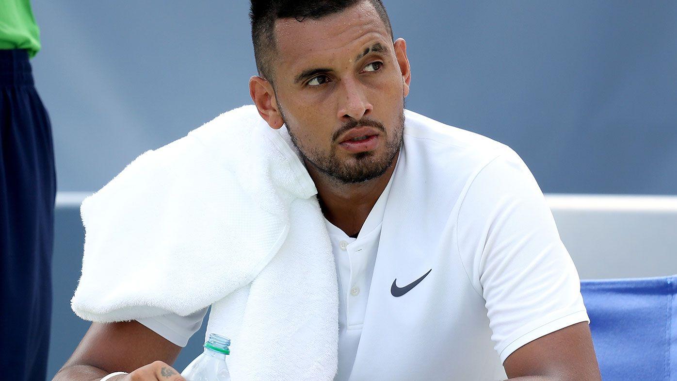 Aussie tennis aces cop horror US Open draw