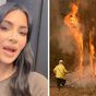 Kim Kardashian called 'tone deaf' for plugging Aussie project amid bushfire