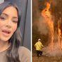 Kim Kardashian called 'tone deaf' for plugging Aussie project amid bushfire