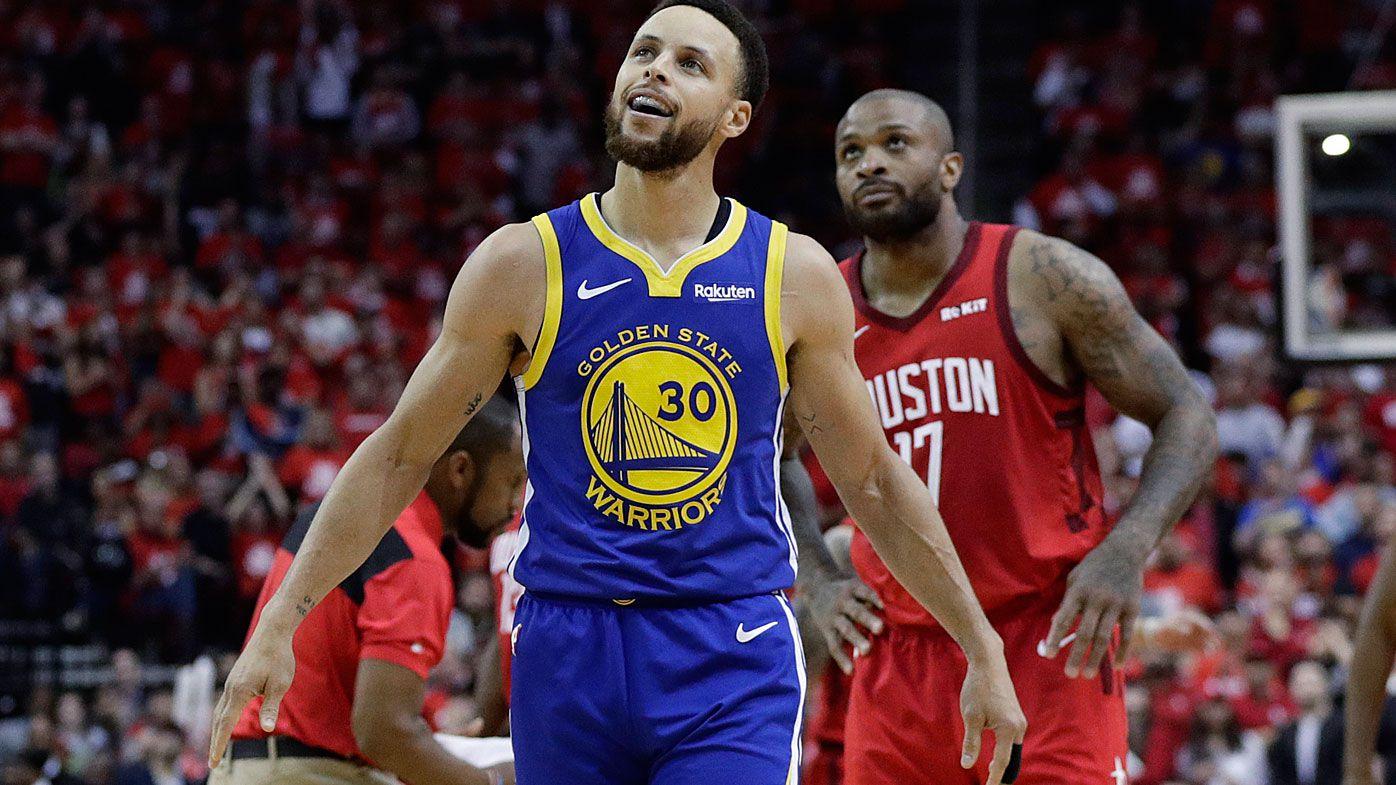 Golden State Warriors win series against Houston Rockets