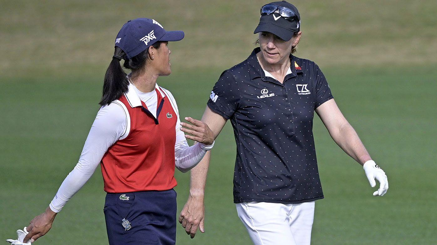 LPGA legend Annika Sorenstam returns for first appearance in 12 years at Gainbridge