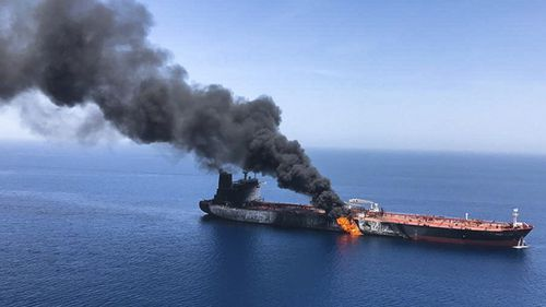 A series of attacks on oil tankers near the Persian Gulf has ratcheted up tensions between the US and Iran - and raised fears over the safety of one of Asia'€s most vital energy trade routes, where about a fifth of the world's oil passes through its narrowest at the Strait of Hormuz.