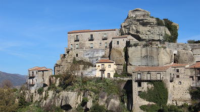 Castiglione di Sicilia castle