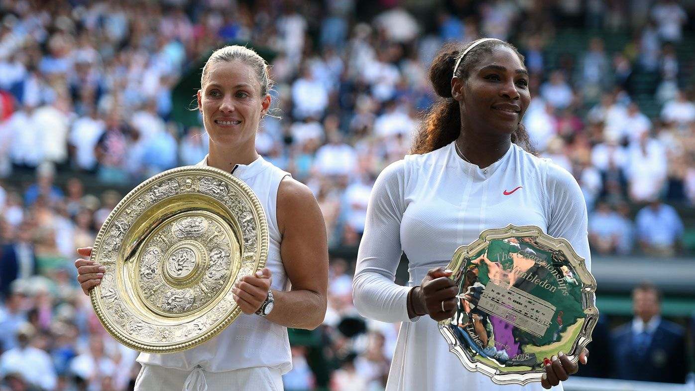 Williams and Kerber respond to claims of sexism over Wimbledon scheduling issues
