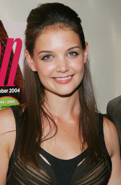 The Dawson's Creek star went for a slick updo and big fluttery lashes at a Seventeen Magazine event in New York City in 2004.