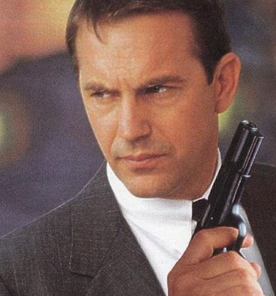 Kevin Costner in The Bodyguard