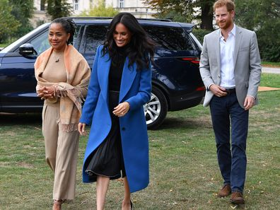 Meghan Markle has officially launched her charity cookbook, Together, alongside her mum and Prince Harry.