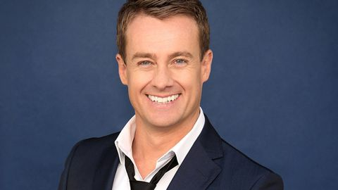 Doctors told Grant Denyer he would die if he stayed on <i>Sunrise</i>: 'My organs were running at seven percent'