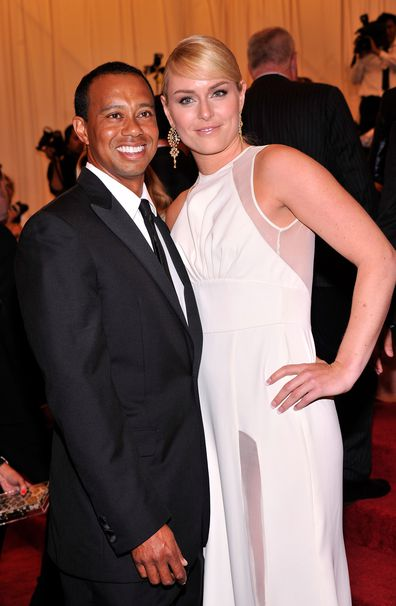 Tiger Woods and Lindsey Vonn dated between 2013 and 2015.
