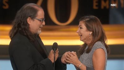 Emmys 2018: How Glenn Weiss pulled off his shock proposal