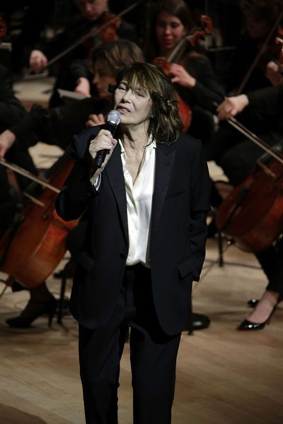 <p>She can sing, is the mother of Lou Doillon and Charlotte Gainsbourg and has an Hermes bag named after her. Sigh.</p>