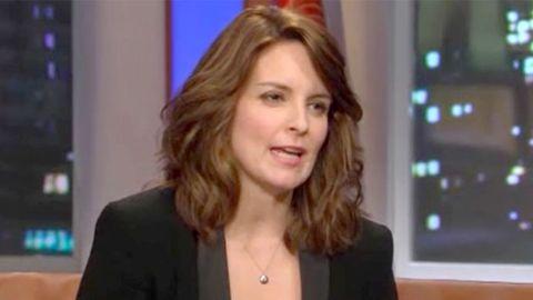 "Tina Fey calls reality TV stars ""sub-human"""