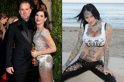To cheat on Sandra Bullock was one thing, but to do it with the loose-lipped tattoo model, Michelle 'Bombshell' McGee, was another entirely baffling betrayal.<br/><br/>When news broke of the affair in 2010, Jesse James not only lost one of the world's finest women, but also became one of the most hated men in Hollywood.<br/>
