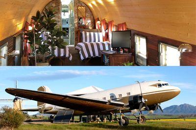 <strong>Stirling Range, Western Australia: Dakota Plane</strong>