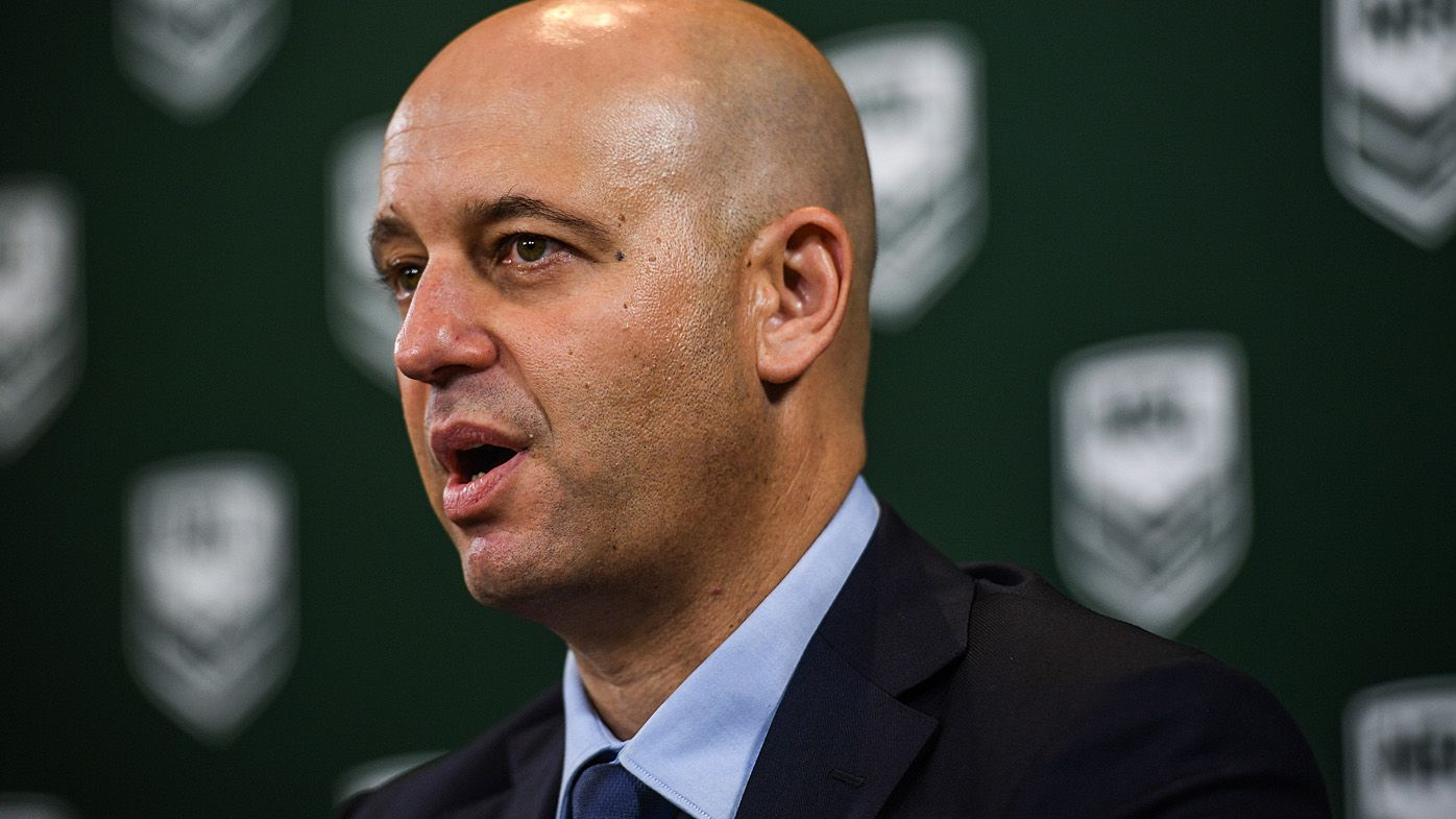 Todd Greenberg not in race for Cricket Australia top job