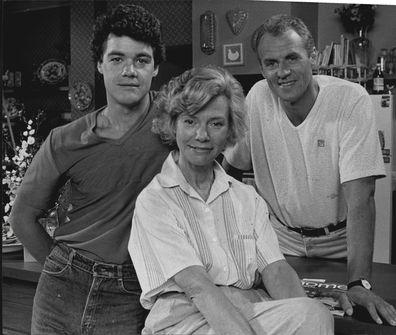 Alan Dale played Jim Robinson on Neighbours