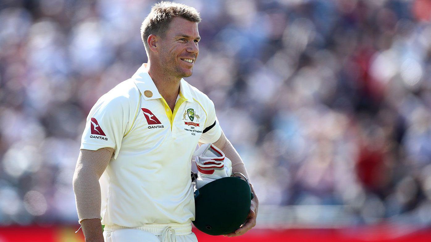 Warner names 'frontrunner' to win Ashes spot