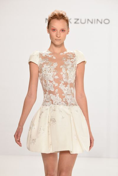 Mark Zunino For Kleinfeld, Spring 2016, New York Bridal Fashion Week
