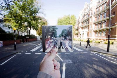 <strong>Abbey Road, London, UK</strong>