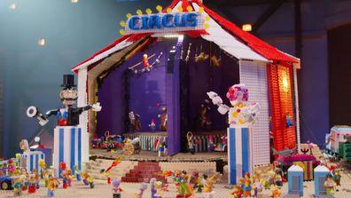 Gabby and Ryan's Rotating Circus build revealed