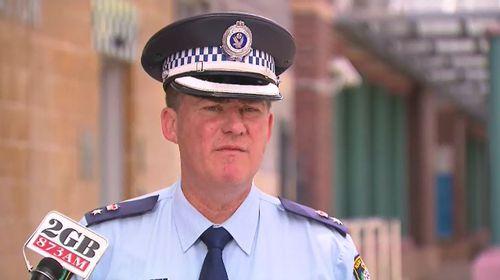 Supt David Johnson said the woman's personal panic alarm had saved her life.