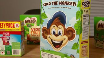 Cartoon mascots could be scrapped from packaged foods