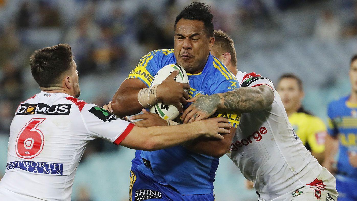 NRL preview: St George Illawarra Dragons vs Parramatta Eels