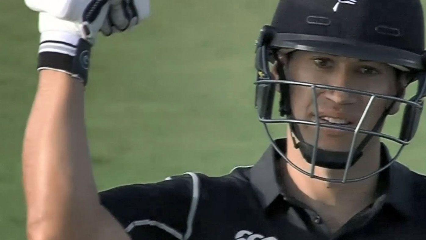 New Zealand's RossTaylor slammed by Pakistan captain Safraz Ahmed for Mohammad Hafeez throwing gesture