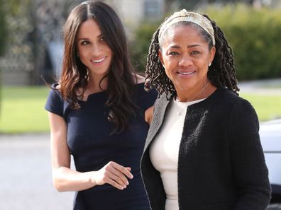 Meghan Markle's mother Doria Ragland inspires romance novel