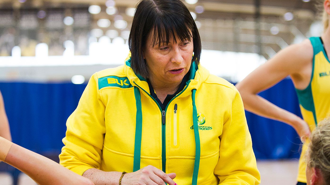 Former Diamons head Coach Lisa Alexander