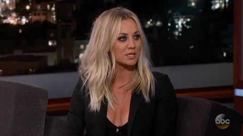 Kaley Cuoco reveals love of alcohol led to awkward moment with airport security