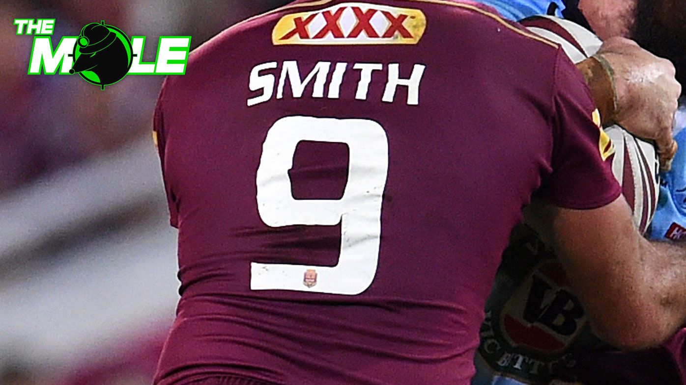 Shock contender to replace Cameron Smith as Queensland hooker emerges, reports The Mole