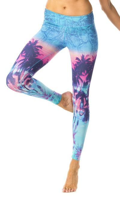 <strong>Activewear Brazil Venice Beach Tights</strong>