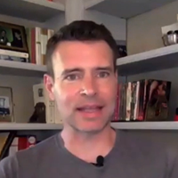 Scott Foley reveals why he had to rely on his wife in big family move
