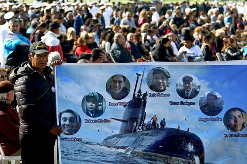 The announcement sparked anger from loved ones who say they will fight to have the sub recovered.