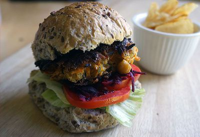 """<a href=""""http://kitchen.nine.com.au/2016/05/05/13/49/chickpea-and-sweet-potato-burgers"""" target=""""_top"""">Chickpea and sweet potato burgers</a>"""