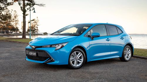 The Corolla SX will be priced from $26,870.