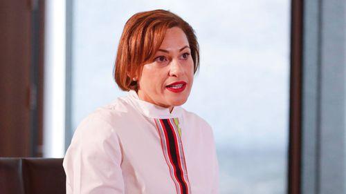 Soon-to-be Queensland premier Jackie Trad. (Image: AAP)