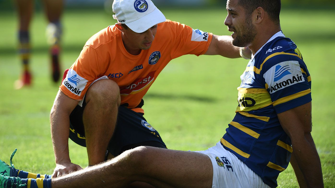 Jarryd Hayne 'not quite fit enough' to play fullback