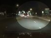 Ute drives wrong way down busy road in frightening pursuit