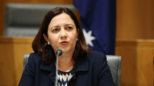 Domestic violence campaigns need to start recognising male abuse victims: QLD Premier