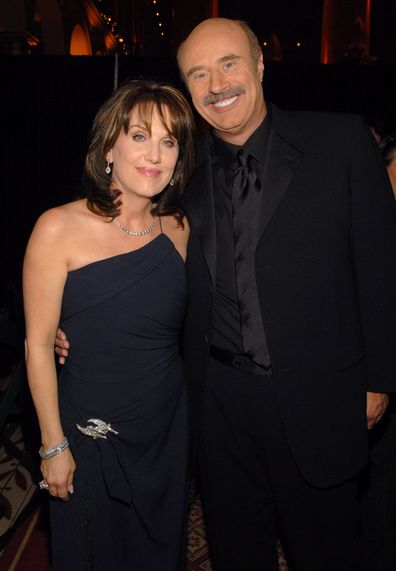 Robin McGraw and Dr. Phil McGraw