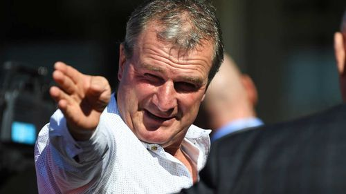 Weir has around 600 horses across his stables.
