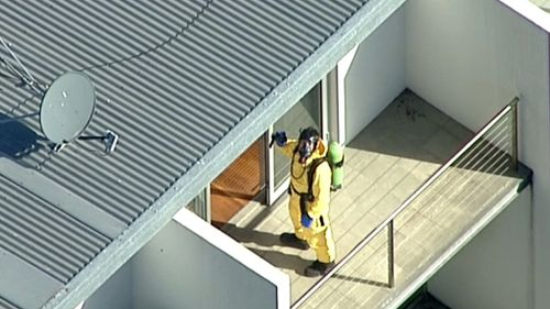 Police operation underway in inner Sydney suburb of Redfern
