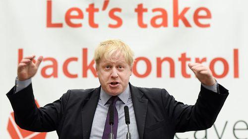 London Mayor Boris Johnson accuses Barack Obama of 'exorbitant hypocrisy'
