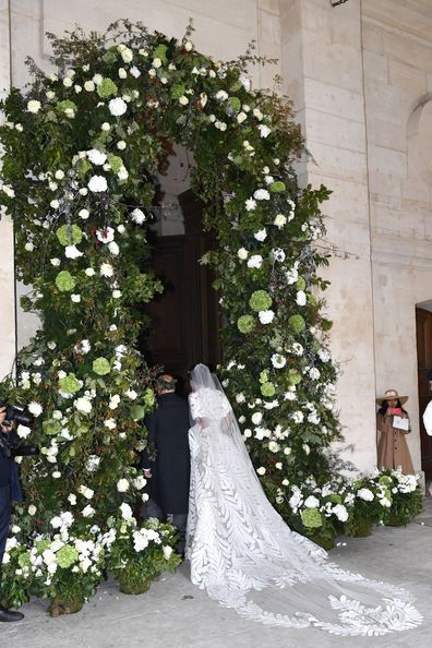 Prince Jean Christophe Napoleon marries Countess Olympia in Paris royal wedding