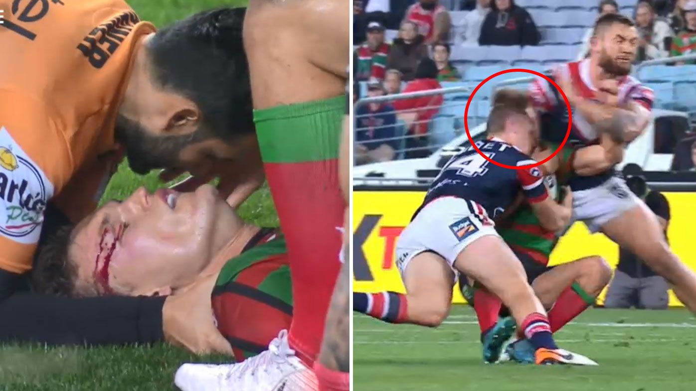 NRL: Massive blow for Roosters, Souths as enforcers charged