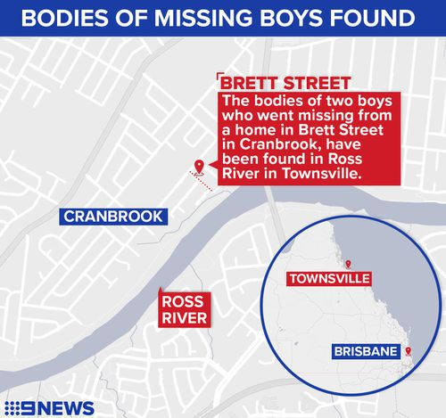 The boys were last seen at 5.30pm.
