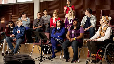 "Fox News host thinks Glee is a ""nightmare horror show"""